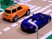 Jocuri cu 3d curse masini de jucarie pe piste mario cart