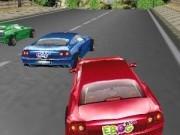3d de curse cu masini de drift