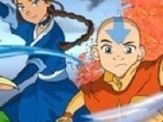 Avatar Aang in misiune