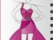 Jocuri cu Barbie designer Rochii pentru bal