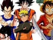 Jocuri cu Bataie anime online