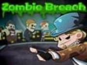 Bataie cu invazia de zombi