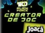 Ben 10 Creator de jocuri