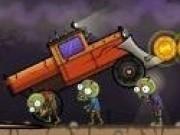 Camionul distrugator de zombie