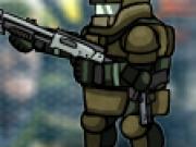 Commando cu impuscaturi