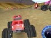Curse 3D cu camioane mari