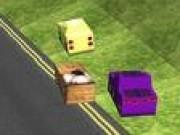Jocuri cu Curse 3D in cutii