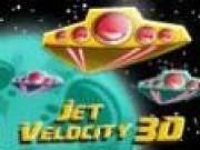 Curse Jet Spatiale 3D