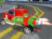 Curse cu camioane jet