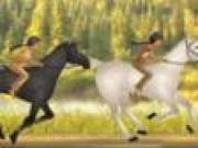 Curse de cai cu barbie indianca