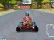 Curse mini kart 3D