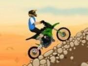Curse motocross de motorete