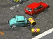 Jocuri cu Curse si distrugeri masini