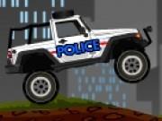 Cursele offroad ale politiei
