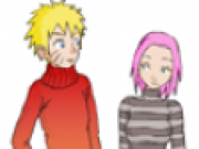Dressup Naruto anime