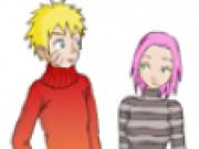 Dressup Naruto anime