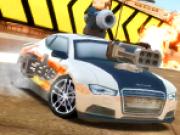 Explozii si distrugeri din masina