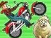 Jocuri cu Fermierul motociclist