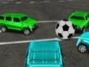 Fotbal cu masini 4x4