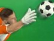 Fotbal in poarta