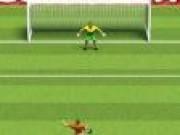 Fotbal penalty