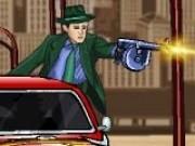 Gangsterii cu masini