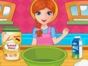 Jocuri cu Gateste prajituri cu Jessy