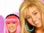 Hannah Montana vise de designer