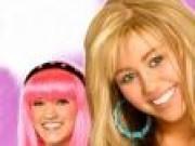 Hannah Montana vise de designer