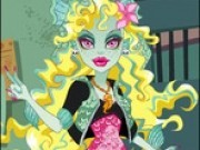Imbracat Lagoona din Monster High