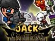 Impuscat zombie cu Jack Latern