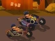 Jocuri cu Impuscaturi cu motociclisti