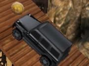 Jeep 3d traseu platforme