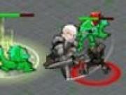Jocuri cu Luptatorul din catacombe