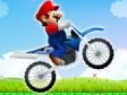Jocuri cu Mario pe motociclete