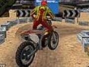 Jocuri cu Motociclete 3D Cascadorii