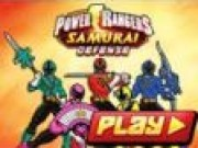 Jocuri cu Power Rangers Apara Baza