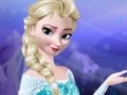 Printesa Elsa la aranjat