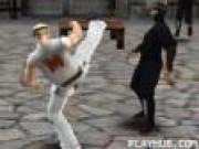 Jocuri cu Regele de Karate Jocuri Batai