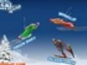 Jocuri cu Sarituri cu skiurile