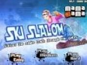 Jocuri cu Ski slalom