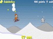 Snowboarding extreme