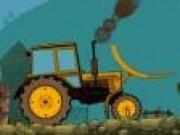 Jocuri cu Tractorul Monstru