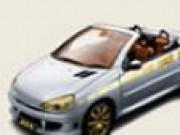 Jocuri cu Tuneaza un Peugeot 206 GT