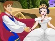 alba ca zapada si pregatirea pentru nunta