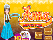anna frozen gateste pizza