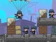 Jocuri cu asediu de artilerie in razboi