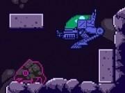 Jocuri cu astronautul cu roboti