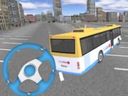 Jocuri cu autobuze 3d de parcat