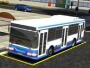 autobuze 3d parcat in oras
